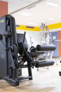 fitness leg day ben træningsmaskine