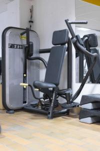 fitness chest bryst træningsmaskine